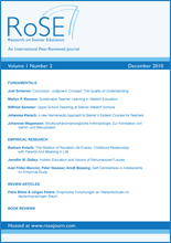 Rose - Research on Steiner Education Vol 1 Issue 2